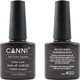 Canni Nail Art Color Coat 022 Dark Chocolate
