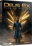 Deus Ex Mankind Divided (Steelbook Edition) PC
