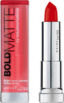 Maybelline Color Sensational Bold Matte Mat4 Red 688