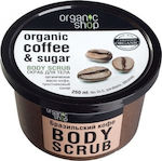Organic Shop Organic Coffee & Sugar Body Scrub ...