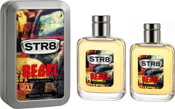 STR8 Rebel Eau de Toilette 100ml & After Shave Lotion 50ml