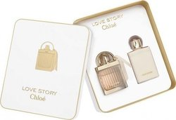 Chloe Love Story Eau de Parfum 50ml & Body Lotion 100ml