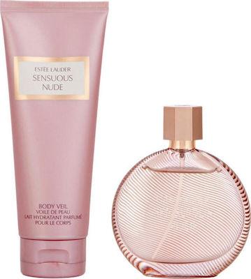 Estee Lauder Sensuous Nude Eau de Parfum 30ml & Body Veil