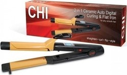 Farouk 2 In 1 Ceramic Auto Digital Curling & Flat Iron CHT3654