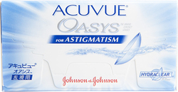 Acuvue Oasys Astigmatism Αστιγματικοί Δεκαπενθήμεροι 12pack