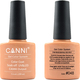 Canni Nail Art Color Coat 048 Soft Orange