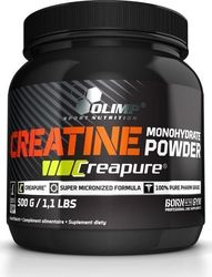 Olimp Creatine Monohydrate Powder Creapure 500gr