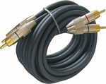 Dynavox 2x Cable RCA male - 2x RCA male 0.5m (204011)