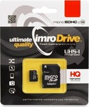 IMRO microSDHC 4GB U1 with Adapter