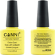 Canni Nail Art Color Coat 084 Milk Yellow