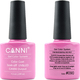 Canni Nail Art Color Coat 090 Lively Pink