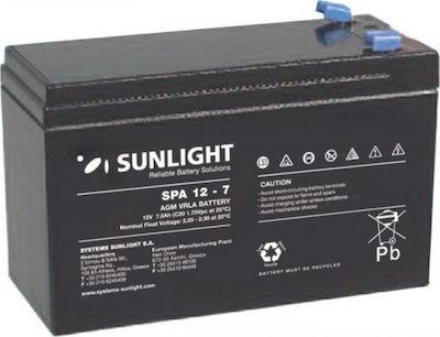 SunLight SPA12-7