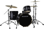 Ludwig Element Birch LCB422EXSB in Satin Black