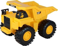 Toy State Big Rev Up Machine Dump Truck CAT