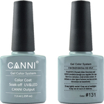 Canni Nail Art Color Coat 131 Bright Gray