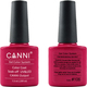 Canni Nail Art Color Coat 106 Agate Red