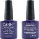 Canni Nail Art Color Coat 125 Deep Purple