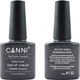 Canni Nail Art Color Coat 130 Dusty Gray