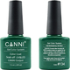 Canni Nail Art Color Coat 134 Solid Green