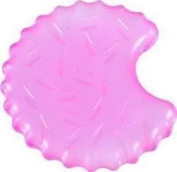 Difrax Water Filled Teething Ring - Cooled Pink 6m+ 1τμχ