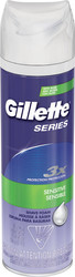 Gillette Series 3X 250ml