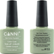 Canni Nail Art Color Coat 153 Light Olive