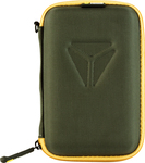 "Yenkee Portable 2.5"" HDD Hard Case Green Yellow"