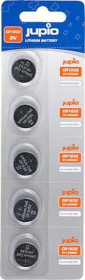 Jupio Lithium Battery CR1632 (5τμχ)