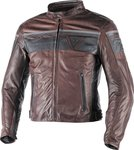 Dainese Blackjack Leather Jacket Brown/Black