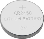 Jupio Lithium Battery CR2450 (1τμχ)