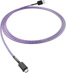 Nordost Purple Flare USB 2.0 to micro USB Cable Μωβ 2.0m