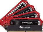 Corsair Dominator Platinum ROG Edition 16GB DDR4-3200MHz (CMD16GX4M4B3200C16-ROG)