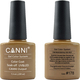 Canni Nail Art Color Coat 178 Dark Mustard