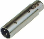 OEM XLR 5-pin male - XLR 3-pin female (LZ161)