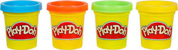 Hasbro Play-Doh 4 Βαζάκια B5517
