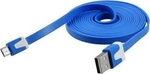 OEM Flat USB to Lightning Cable Μπλε 1m (P262C454)