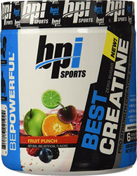 Bpi Sports Best Creatine 300gr Fruit Punch
