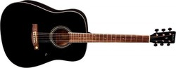 Gewa D10 Dreadnought Black