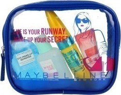 Maybelline Life Is Your Runway Make Up Travel Kit Waterproof