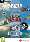WW2 Collection (Hawker Heroes, Stuka VS Hurricane, Wellington) PC