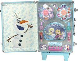 Markwins International Disney Frozen Ready An Adventure-Beauty Suitcase