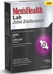 Omega Pharma Mens Health Lab Joint Endurance 40κάψουλες