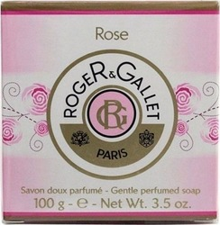 Roger & Gallet Rose Gentle Perfumed Soap Carton Box 100gr