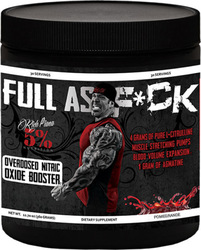Rich Piana 5% Nutrition Full As F*ck 360gr Pomegrande