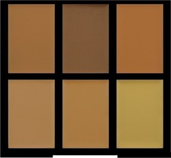 Freedom London Pro Correct Palette Medium/Dark 6gr