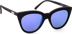 Le Specs Halfmoon Magic Black Rubber Limited Edition LSP1402041