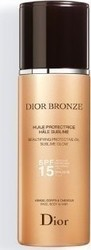 Dior Bronze Beautifying Protective Oil Sublime Glow SPF15 125ml