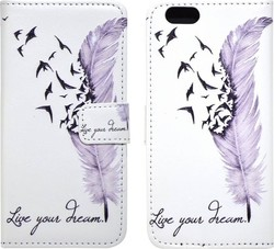 Ancus Book Art Collection Live Your Dream (iPhone 6/6s)