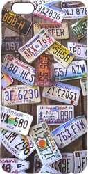 Ancus Faceplate Art Collection Licence Plates (iPhone 6/6s Plus)