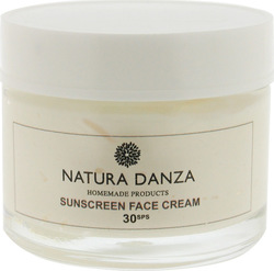 Natura Danza Sunscreen Face Cream SPF30 60ml